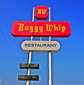The Buggy Whip closed in September 2013 (photo by Nikki Kreuzer)