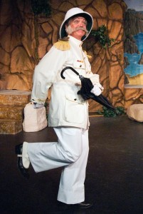 Major-General Stanley is one of the hilarious characters in the Ventura County Gilbert and Sullivan Company's upcoming  production of The Pirates of Penzance