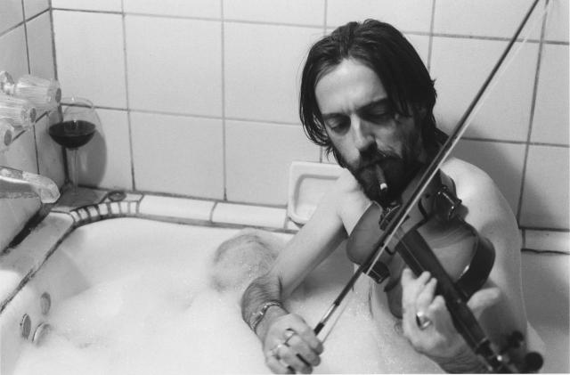bathtub violin