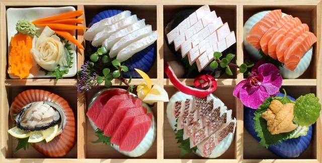 Delicious sushi will be served at the new Damai sushi and Izayaka in Buena Park