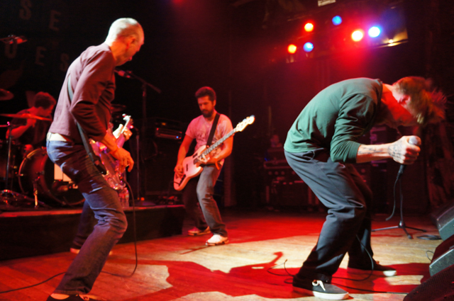 Black Flag At The House OF Blues. Photo by Elise Thompson for the Los Angeles Beat.