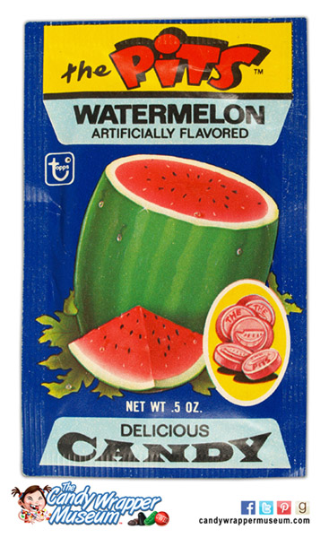 The Pits Watermelon Candy