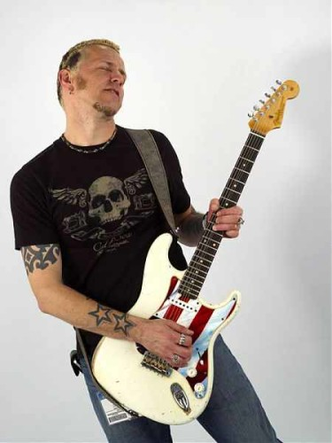 Gary Hoey, acclaimed rock guitarist, is ready for the Ventura Blues and Brews Festival.