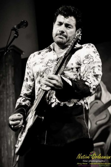 Tab Benoit, master of blues roots music, headlines the Ventura Blues and Brews Festival.