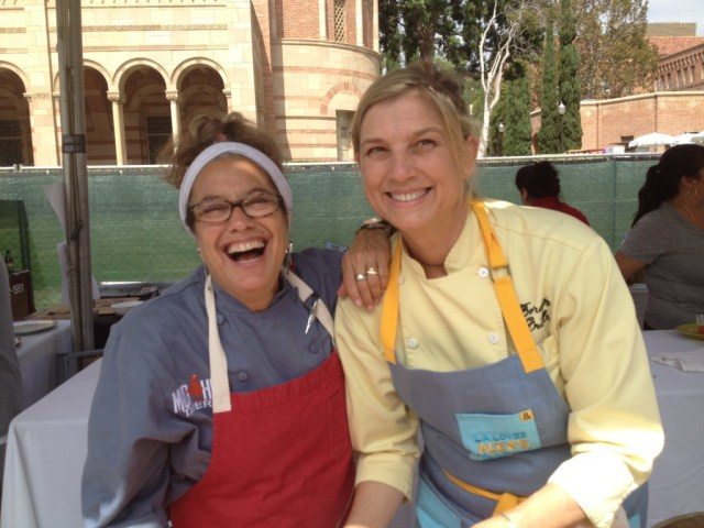 Susan Feniger and Mary Sue Milliken of Border Grill