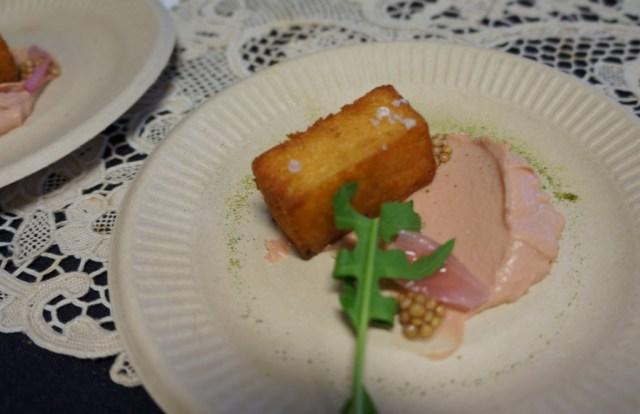 Maude's Foie Gras at The Essentials