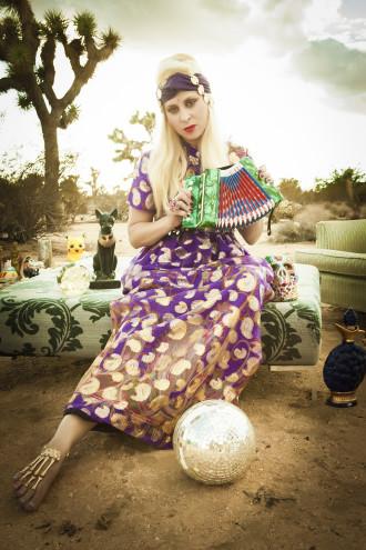 small gypsy accordian (photo by Marina Chavez)
