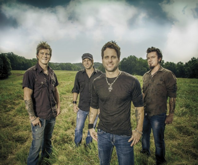 Parmalee.1. Photo courtesy of Parmalee