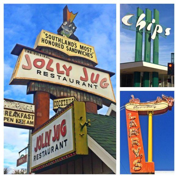 Tin Sign Food Restaurant Crawford shells