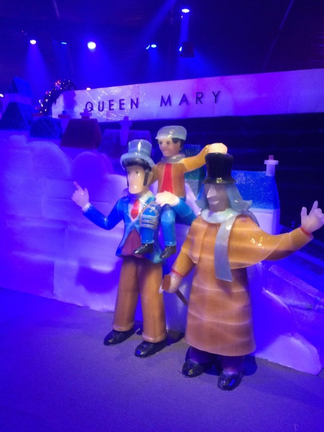 A Charles Dickens Christmas at the Queen Mary (photo by Nikki Kreuzer)