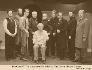Andersonville Trial Cast