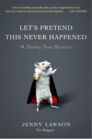 Pretend Book Cover