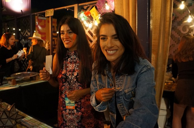 Pez Cantina. (All photos by Elise Thompson and Billy Bennight II for The LA Beat)