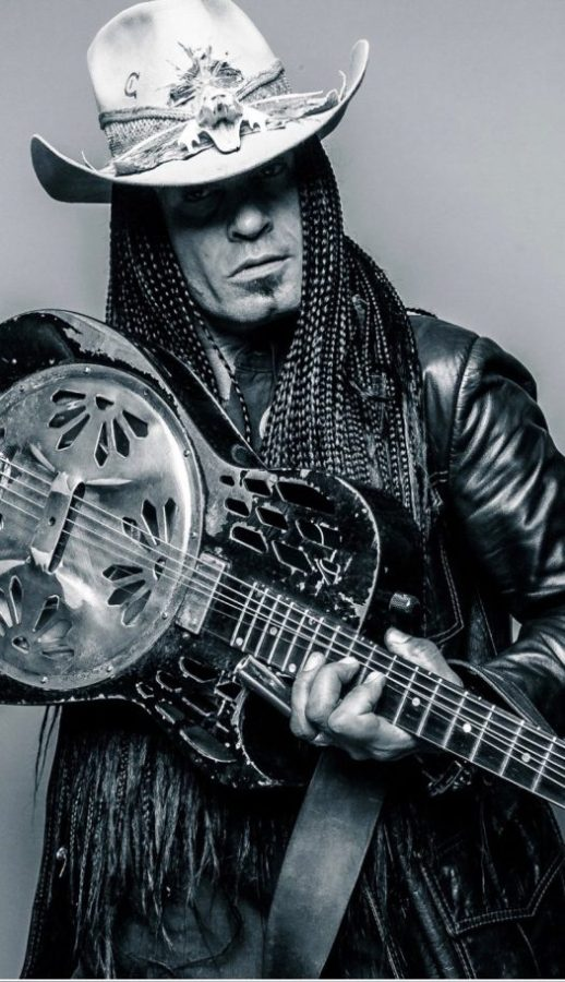 Eric Sardinas headlines the New Blues Festival