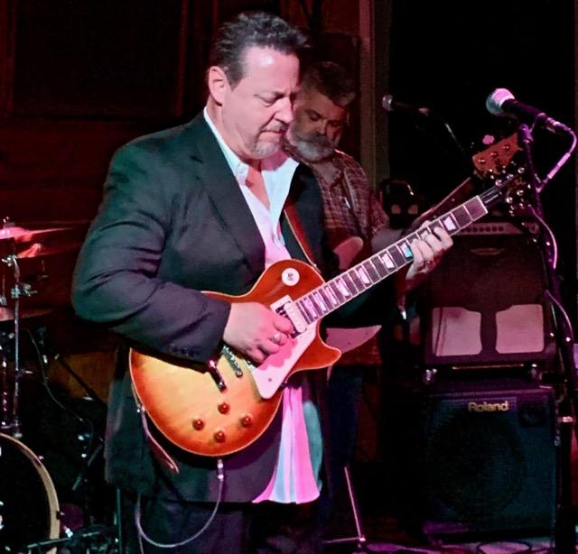 Gary Tackett's Blue eyed Sole Live