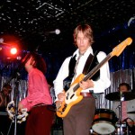 Jason Falkner and The 88 at Spaceland, Los Angeles, California. Photo by Billy Bennight.