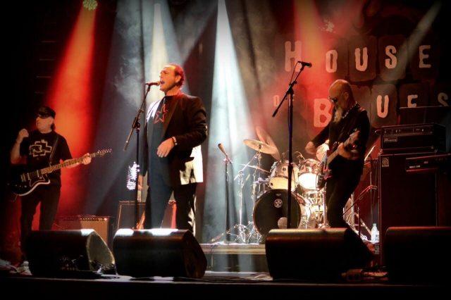 New Blues Revolution Live plus Livestreaming