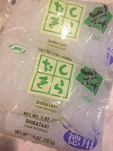 shirataki