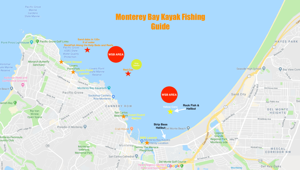 Monterey Bay Kayak Fishing Tutorial - The Lost Anchovy
