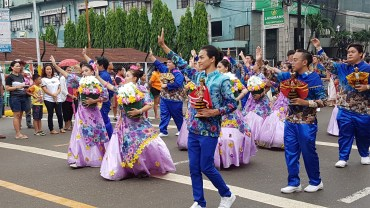 Street dances - one of the key highlights of Sinulog!