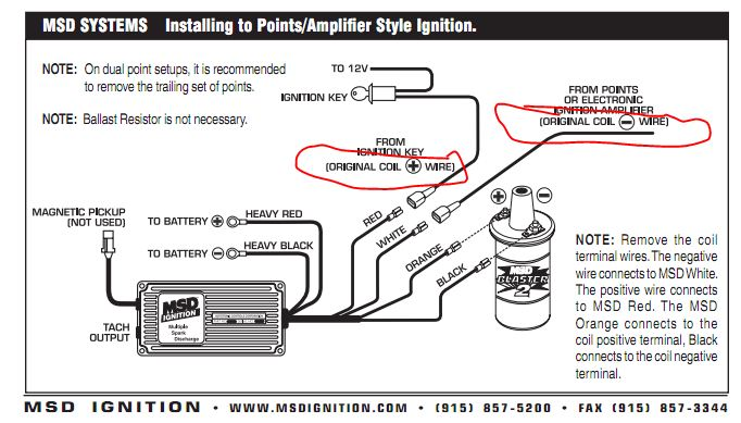 Msd 6aln Wiring Diagram For Tach On Msd Images. All About Wiring ...