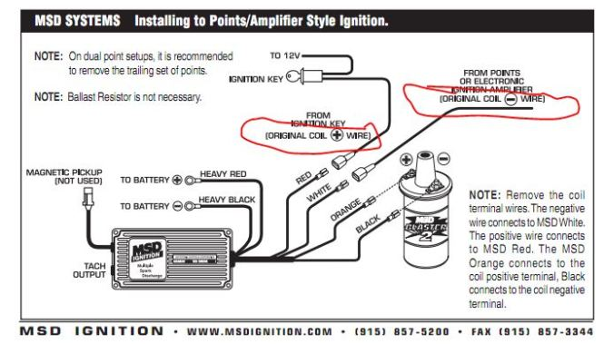 msd wiring diagram al wiring diagram msd 6al wiring diagram chevy v 8 discover your
