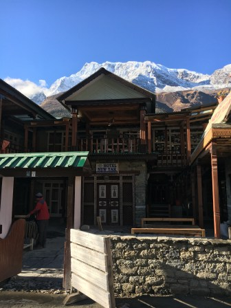 New Yak Hotel (our favorite!)