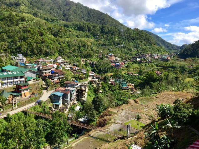 Some sights along the way to Batad