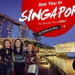 Philippines AirAsia Grows Cebu Hub, Adds Singapore and Taipei