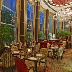 Indulgent Sunday Champagne Brunch at the St. Regis Singapore