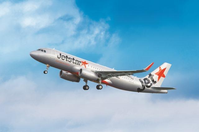 Jetstar Plane