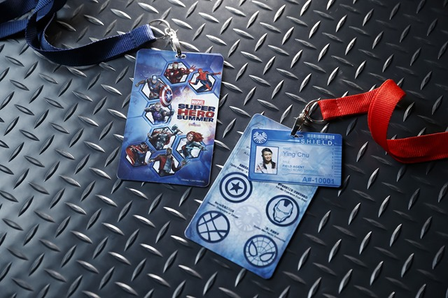 S.H.I.E.L.D. Agent ID and Credential_(1)