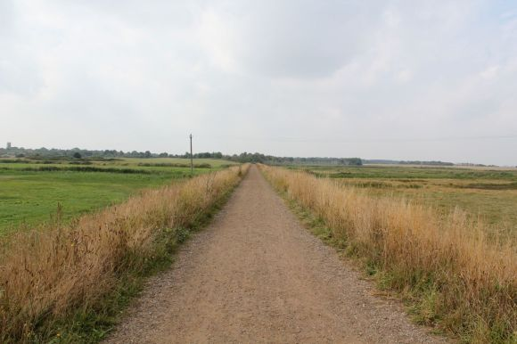 disused railway line Walberswick