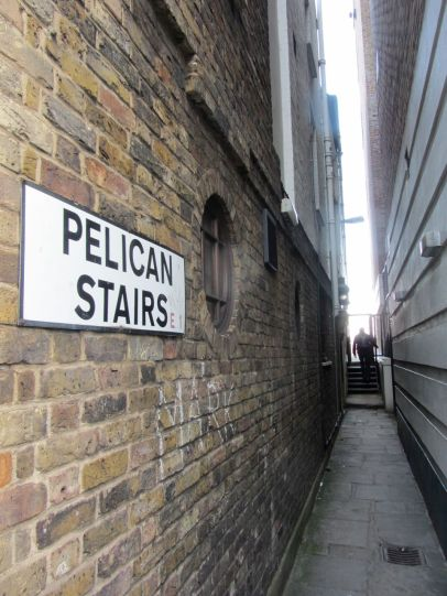 Pelican Stairs