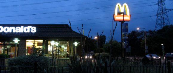 McDonalds Waltham Abbey