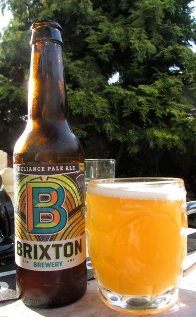 Brixton Brewery Pale Ale