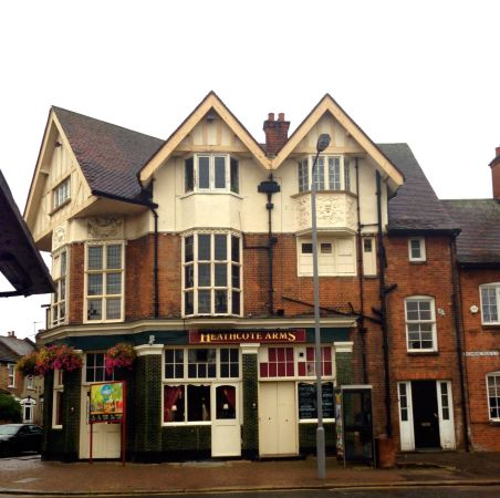 Heathcote Arms Leytonstone