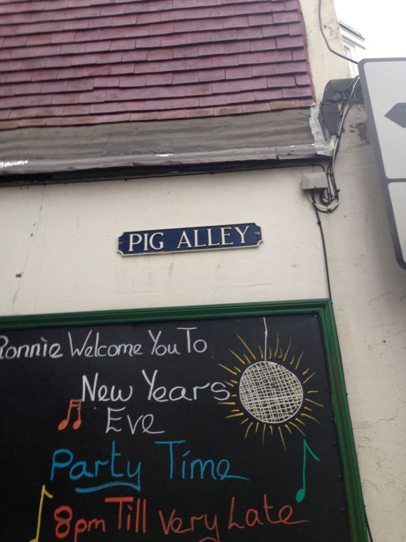 Pig Alley