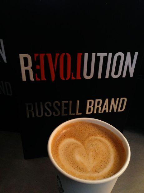Russell Brand Revolution paperback