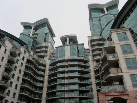 St. George Wharf, Vauxhall