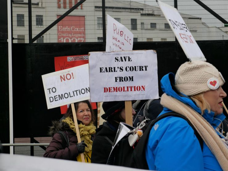 save earl's court