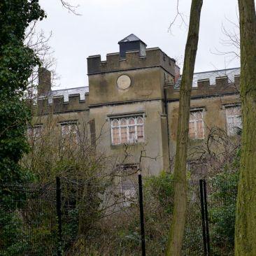twyford abbey
