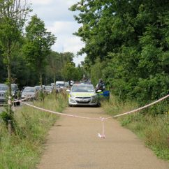 Hollow Ponds Leytonstone crime scene