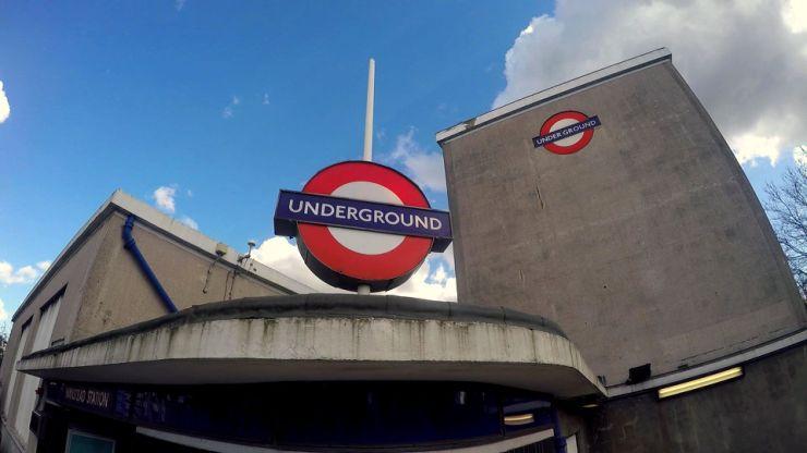 Wanstead Tube Station