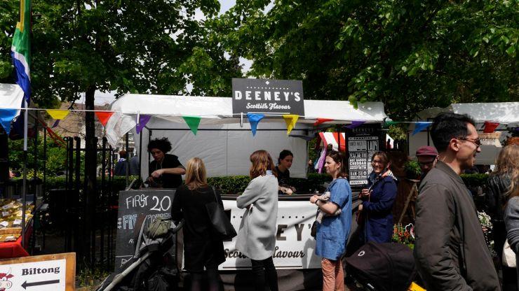 Leyton Food Market