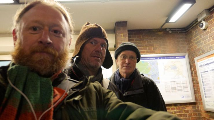 John Rogers Andrew Kotting Iain Sinclair London Overground