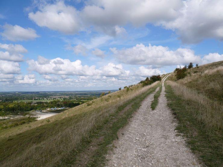 Pitstone Hill Ridgeway
