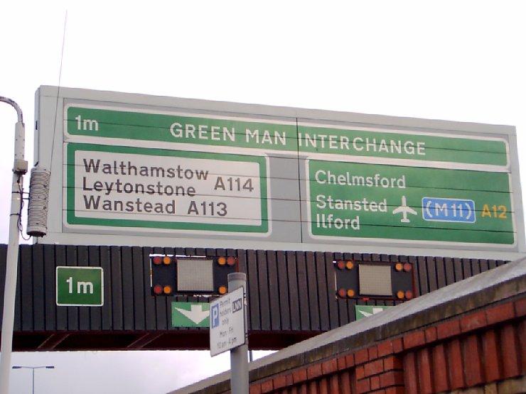 Leytonstone A12