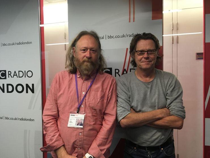 BBC London Robert Elms John Rogers Leytonstone