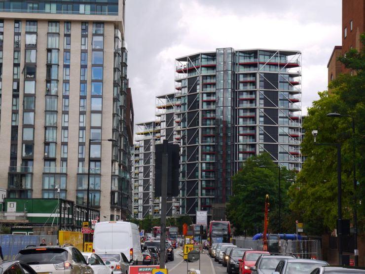 Nine Elms London